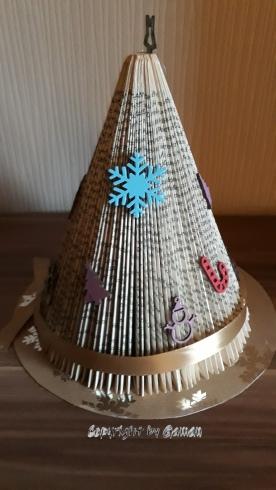 Weihnachtsbaum ~ 200 Seiten Taschenbuch